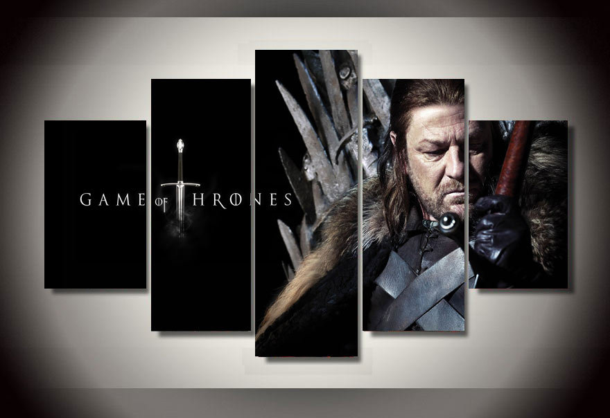 Achetez en gros tr ne photos en ligne des grossistes for Decoration murale game of thrones