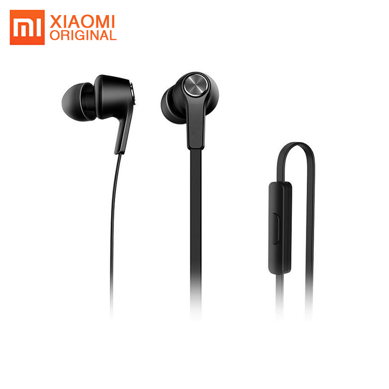 Xiaomi Mi Piston Colorful Earphone Original Earphones With Microphone Mic Sport Auriculares Auricular bass In-ear auricular цена