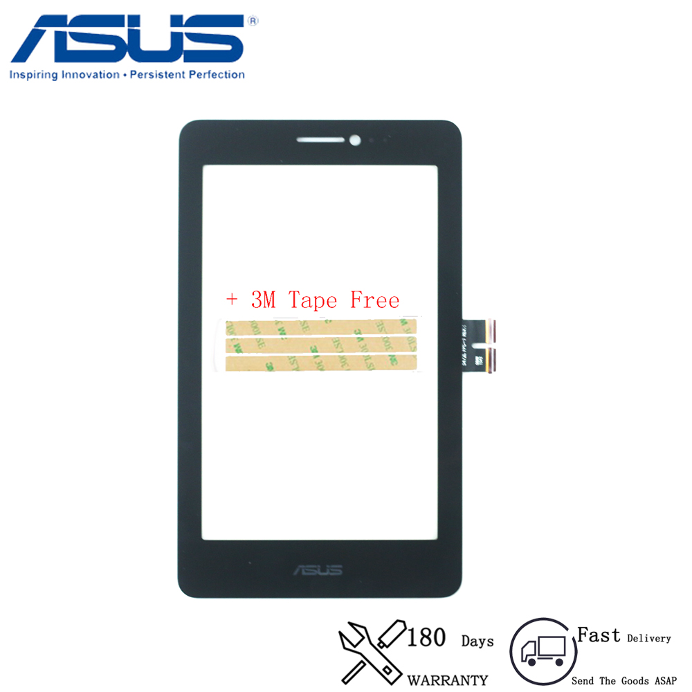 Original For Asus Fonepad 7 Memo HD 7 ME175 ME175CG K00Z Touch Screen Panel Digitizer Sensor Glass Repair Replacement Parts