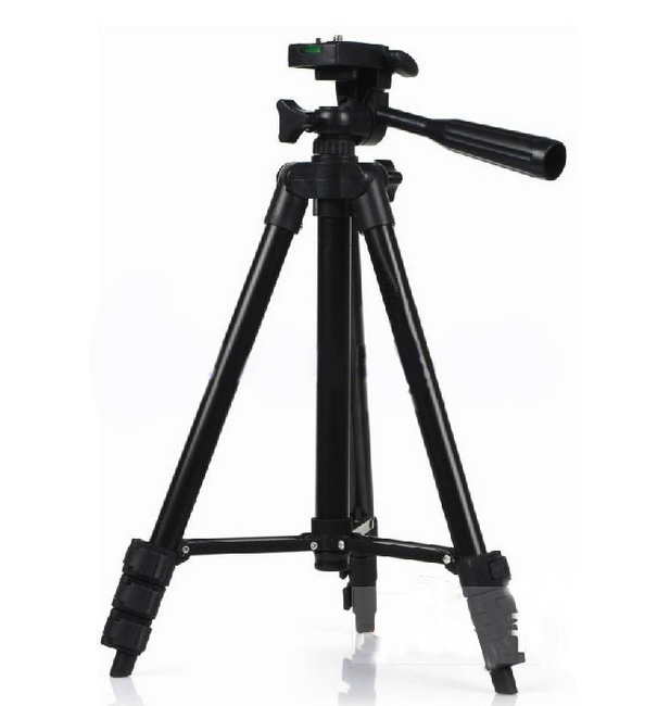 US $13 81 7% OFF|Professional tripod Pro Photo/Video Tripod With Case for  Canon EOS Rebel T3 T3i T4i Nikon Sony NEW-in Tripods from Consumer