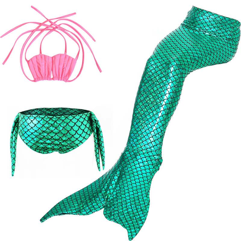 обувь для девочек дети хвост RUS бикини комплект Van фантазии план не костюмы для косплей детская пара для малышек костюмы комплект