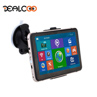 New 7 Inch HD Car GPS Navigation Navigator FM Wince 6 0 Russia Belarus USA Canada