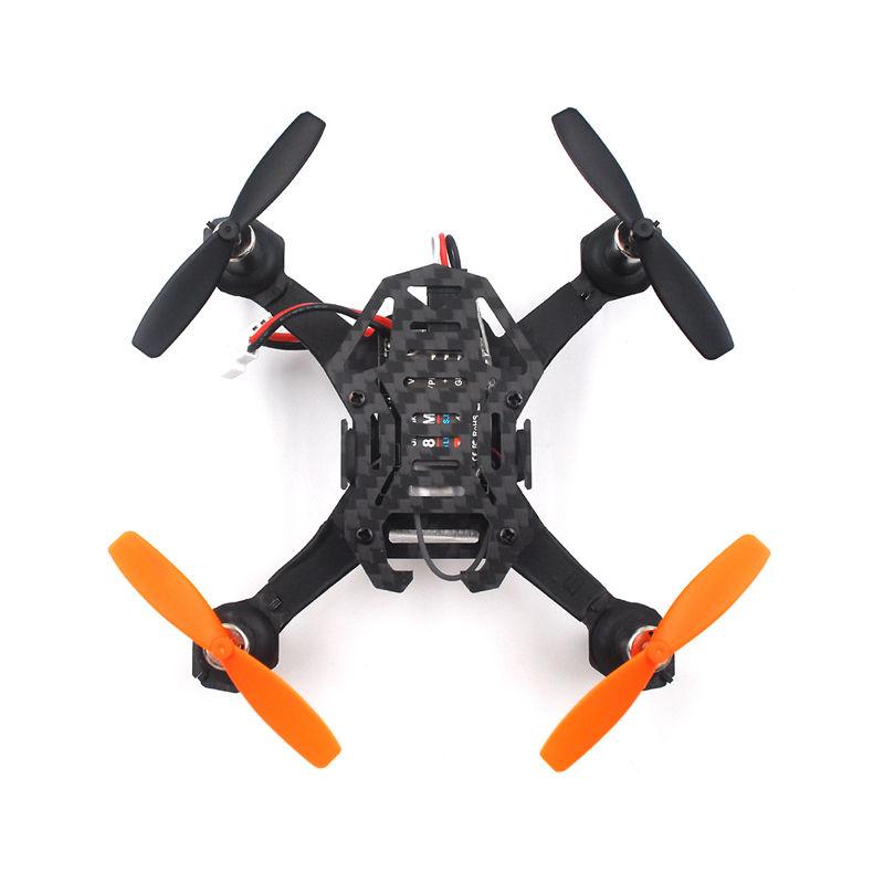 Radiolink F110 Mini Drone Quadcopter CS360 FC R6DSM RX BNF Headless 360degree Throw Fly PID Auto Parameter Tune F20098/F20099