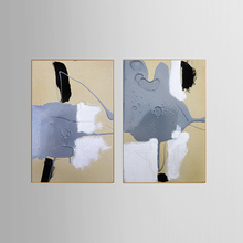 Modern abstract series Painting Canvas Wall Art Picture Home Decoration Living Room Print KJQ-269