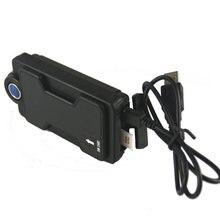 Gps трекер tk05se с большим аккумулятором 5000 мАч