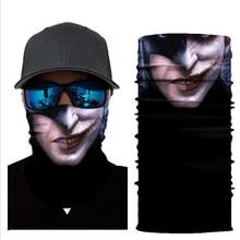 Biker Bandanas (5 pcs/lot) AC328-AC344 Outdoor Hat Cycling Turban Head Scarf Sports Face Mask