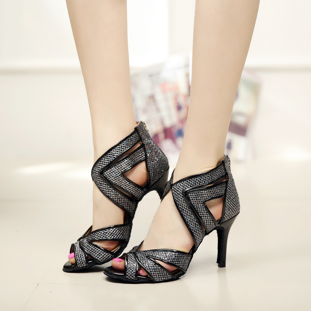 Heel Heels High No Shoes