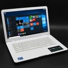 """Ноутбук 14,"""" 8 ГБ ОЗУ 750 Гб HDD Windows7 10 быстрый процессор Intel Celeron студенческий ноутбук wifi арабский AZERTY Русский Испанский клавиатура"""