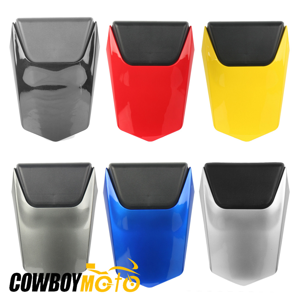 Rear Seat Cover Cowl Solo Fairing White Fits 2004 2005 2006 YAMAHA YZF R1 YZFR1
