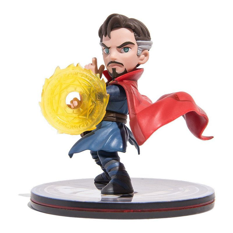 Hot Toy Garage Kit Figurine 2016 Marvel's Doctor Strange with Base Doll PVC Action Figure Loose Model Toy for Kids Gifts hot toy juguetes 6 dc strange adventure boston brand deadman hero action figure collectible pvc model toy joints doll