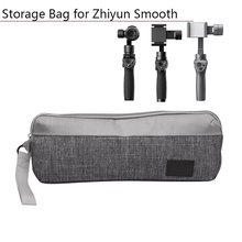 DJI Osmo Mobile 2 xiaomi Mijia 3-Axis Storage Bag case for Zhiyun Smooth Q Smooth 4 Handheld Stabilizer Gimbal Accessories parts