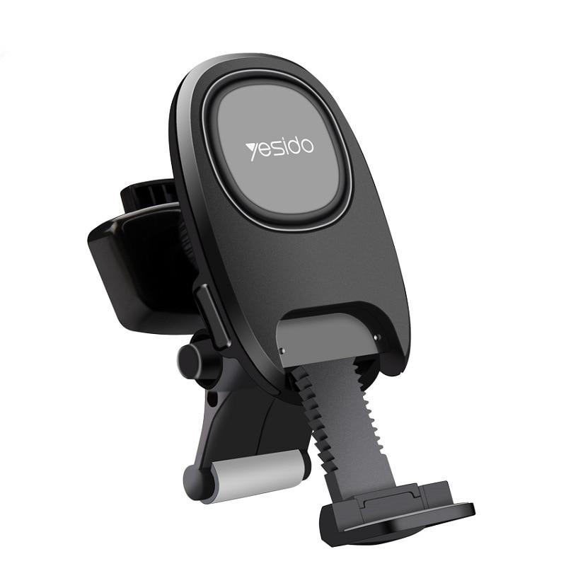 Support de téléphone magnétique pour voiture universel d'adsorption superbe pour l'iphone pour le support magnétique fort de bâti d'aimant d'évent d'aimant de Samsung