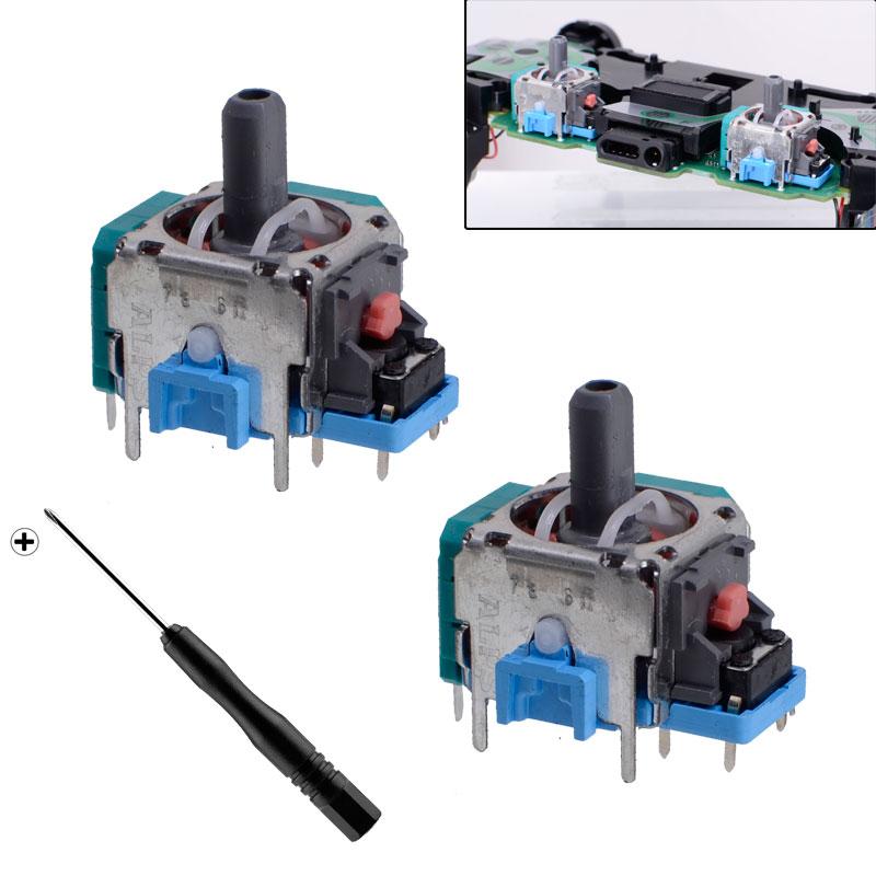2pcs-original-analog-sensor-module-3d-joysticks-for-ps4-ps4slim-ps4pro-dualshock-4-font-b-playstation-b-font-4-ds4-controller-repair-part