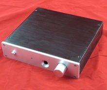 2204E Pieno Per Cuffie di Alluminio Telaio Preamplificatore Enclosure Scatola AMP PSU Caso