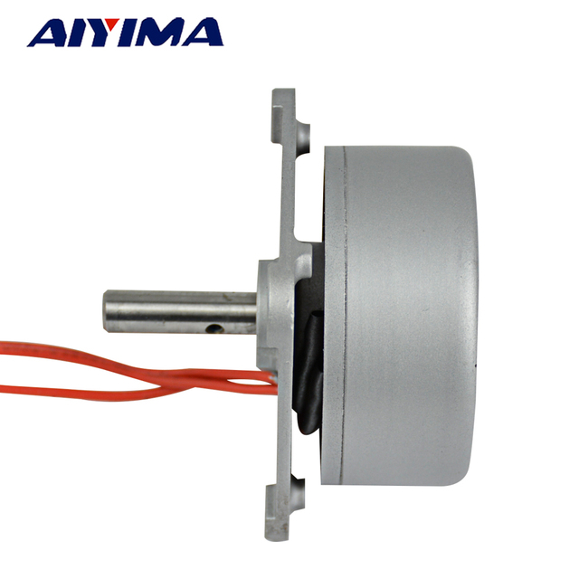 Aiyima Three-phase AC Permanent Magnet Wind Generator Hand Generator DIY Homemade Used Generator