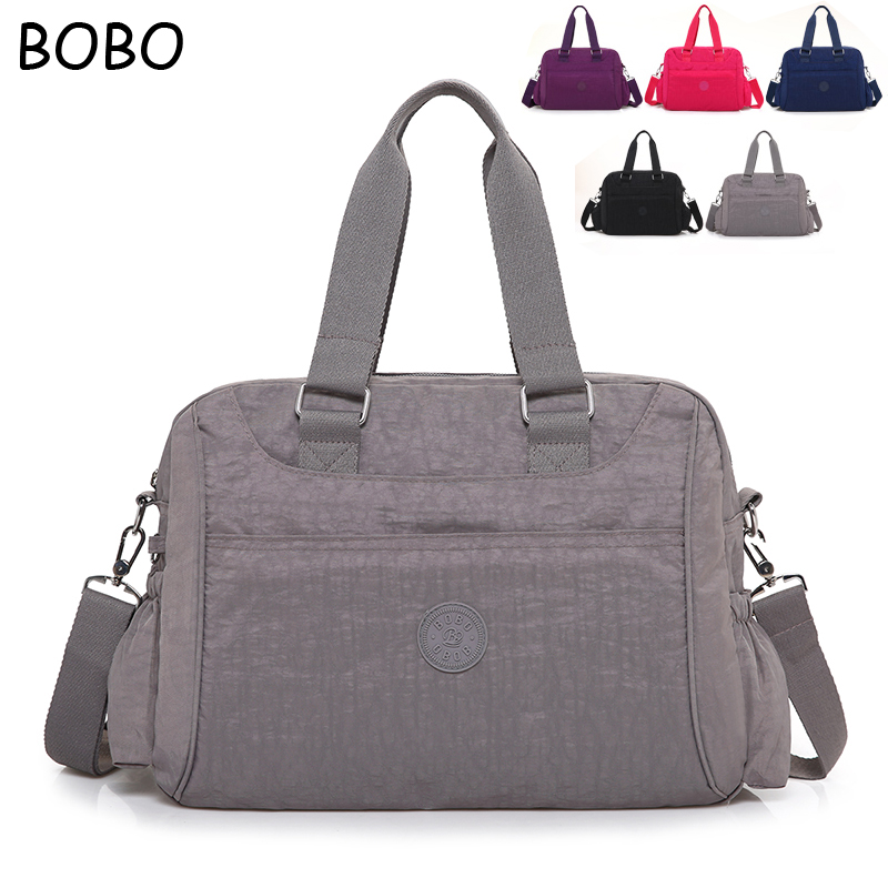 2018 New Vintage Waterproof nylon Women's Handbags Fashion Casual Shoulder Bags Ladies Totes Large Capacity Women Messenger Bag детское постельное белье и комлекты luxberry чехол для бампера queen цвет белый бежевый