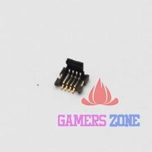 10 adet NDSL için dokunmatik ekran şerit portu soket 3DS XL onarım 4 pinli konnektör P17 P12 P13 P10