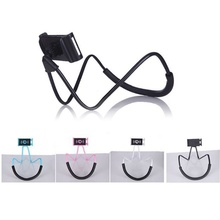 Новый подвесной шейный держатель для мобильного телефона ленивый Мультифункциональный стент настольная кровать удлинитель кронштейн для смартфона