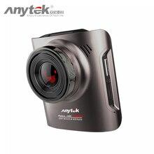 100% original anytek a3 coche dvr dvrs novatek 96655 cmos de la cámara con sony imx322 súper visión nocturna dash cam dvr