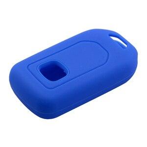 Image 5 - Housse de Protection pour clés de voiture en Silicone à 3 boutons, pour Honda Accord 9 Crider CRV, accessoires de Protection pour clés intelligentes, nouvelle collection