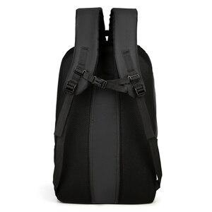 Image 4 - موضة الرجال على ظهره أكسفورد حقيبة كتف سوبر سعة كبيرة حقائب الظهر للذكور عالية الجودة الرجال محمول حقيبة سفر عادية