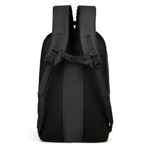 Image 4 - Fashion Men Backpack Oxford Shoulder Bag Super Large Capacity Backpacks For Male High Quality Men Laptop Casual Travel Bag