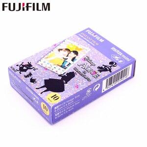Image 4 - Fujifilm Instax מיני 10 גיליונות נייר צילום סרט מיידי אליס בארץ הפלאות למיני Instax 8 7 s 25 50 s 90 מצלמה 9 SP 1 SP 2