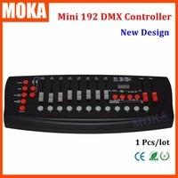 1 шт./лот Лидер продаж Новый дизайн 192 DMX контроллер 192 Каналы DMX мини-камень контроллер DMX 512 контроллер для DJ свет этапа