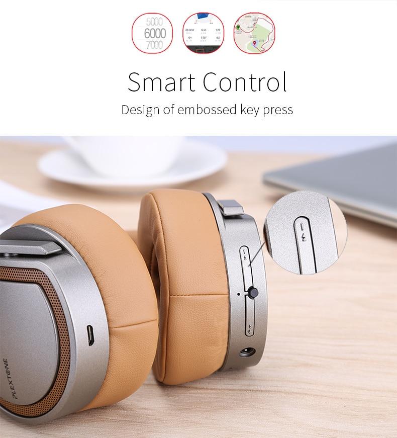 Plextone BT270 Wireless bluetooth Headphone 11
