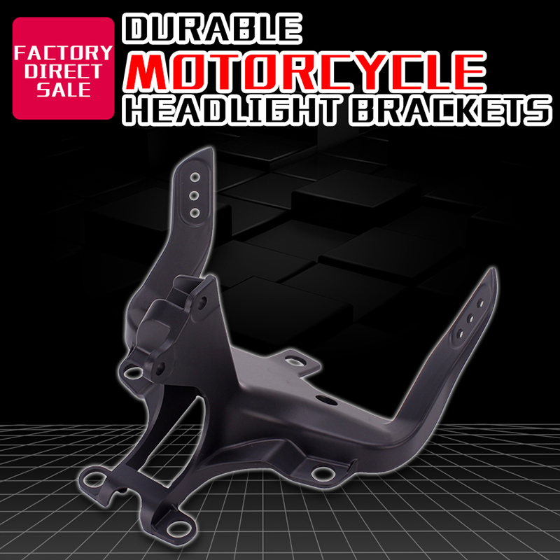 Upper Front Headlight Headlamp Bracket Fairing Stay For Yamaha YZF1000 R1 2009 2010 2011 2012 R1 09-12 Motorcycle Accessories