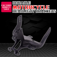 Upper Front Headlight Headlamp Bracket Fairing Stay For Yamaha YZF1000 R1 2009 2010 2011 2012 R1 09 12 Motorcycle Accessories
