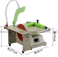 Multifunction Table Saw Handmade Woodworking Bench Jade Wood Grinding And Cutting DIY Production