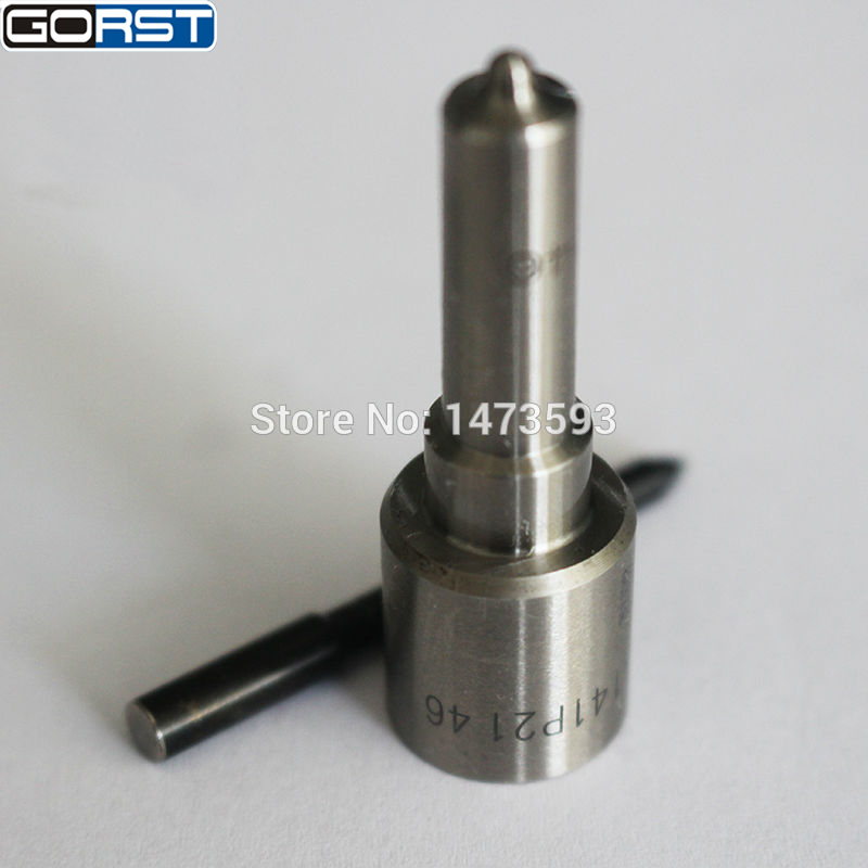 Car/automobiles High Quality Common Fuel Rail Nozzle DLLA141P2146 for Injector 0445120134 total 4 piece/lot