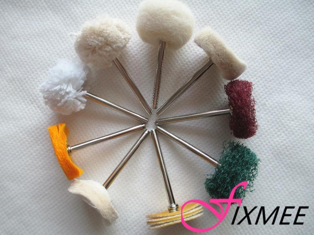 Ювелирные изделия полировка колесо