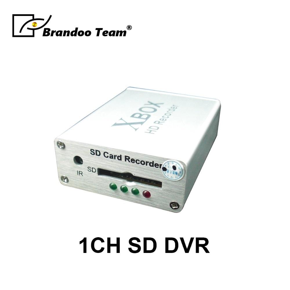 все цены на Home use 1 channel cctv Mini DVR Support SD Card Recording Office Security System онлайн