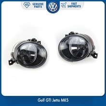 купить Pair Front Bumper Convex Lens Driving Lamp Fog Light left Right Side for VW Volkswagen Golf GTI Jetta MK5  1T0 941 699 C 700 C дешево