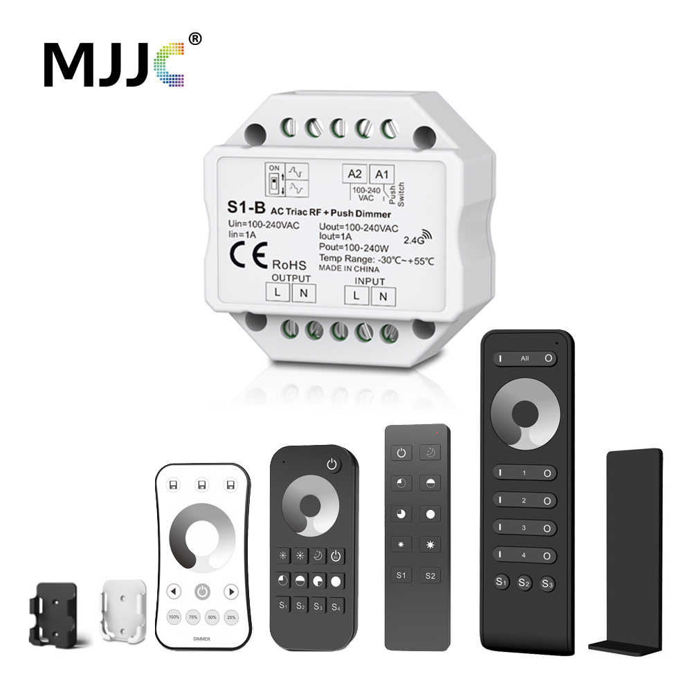 Dimmer Switch Tastdimmer Led