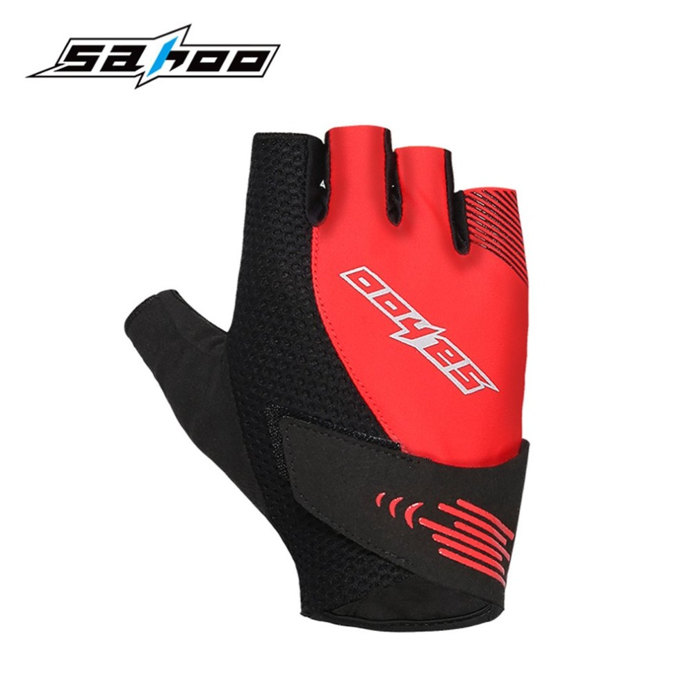 S-2XL Spring Winter Half Finger Cycling Gloves Adults Outdoor Bicycle Gloves Windproof touch screen Motor Gloves Bike Accessory