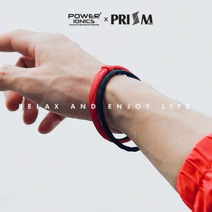 Image 2 - Power Ionics Prisma Dubbele Rij Unisex Waterdichte Ionen Sport Mode Armband