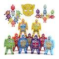 Детские Деревянные Игрушки Удивительные Роботы Деревянные Colorf Укладки Блоков Баланс Игры Детей Образование Игрушки Juguetes