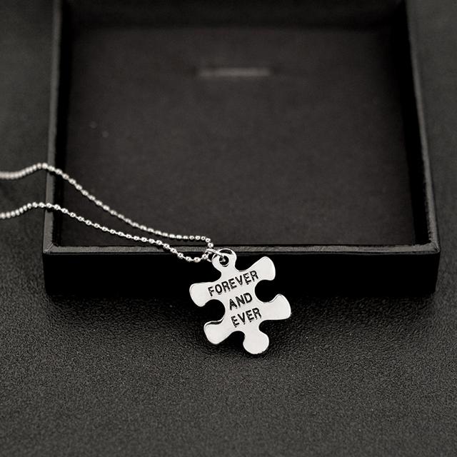 Love Between Us Necklace