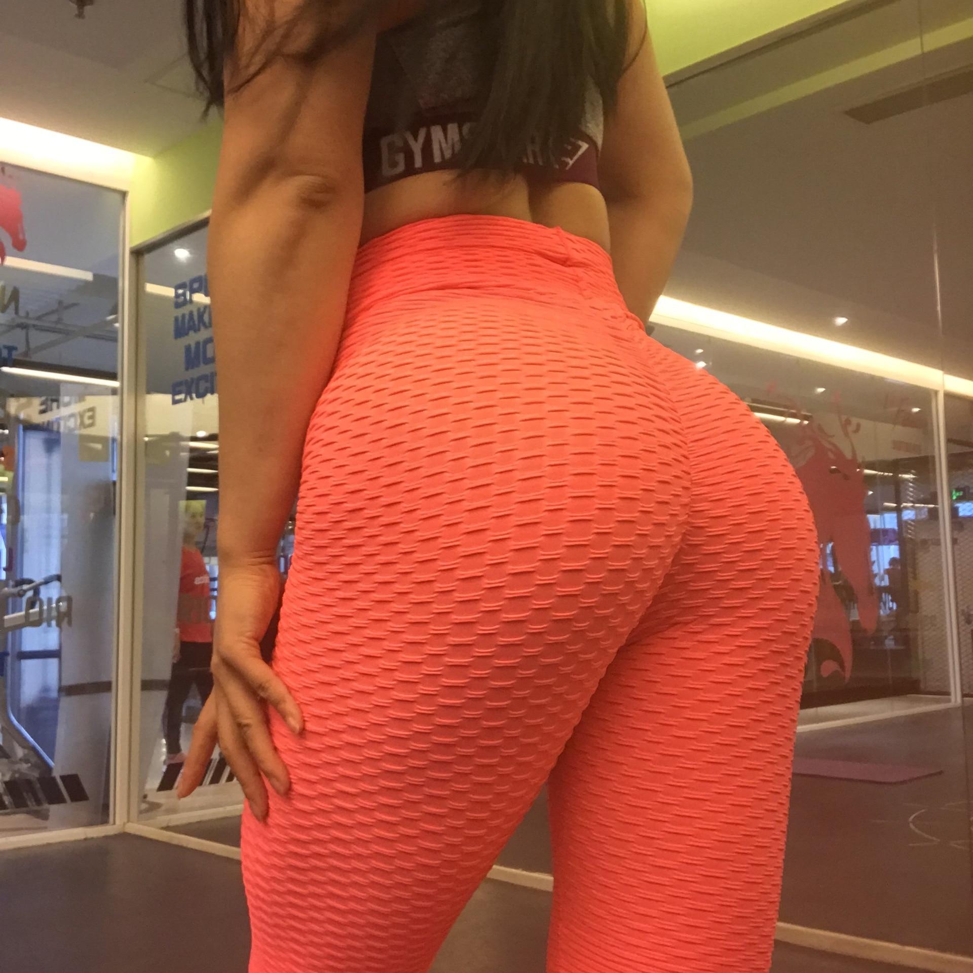 Women Leggings Pants Spring Skinny Slimming High-Elastic Solid-Color Summer Leisure