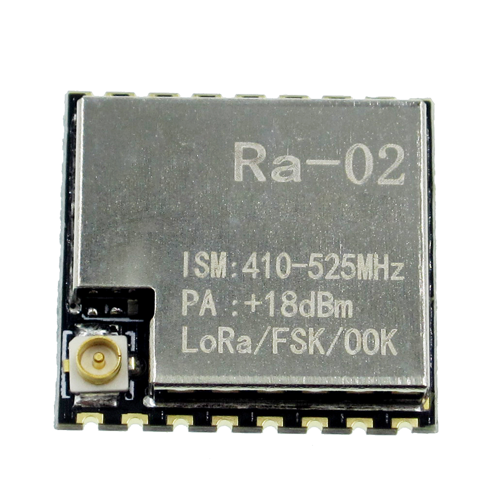 <font><b>10PCS</b></font>/LOT ESP8266 <font><b>ESP32</b></font> 433M Lora Wireless Bluetooth Module SX1278 Ra-02 10KM IPEX Socket For Smart Home Alarm By diy image