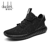 7c96fdfeaa44f DUDELI New Men Running Shoes Ultra-light Damping Women Jogging Sneakers  Outdoor Yeezys Air Boost