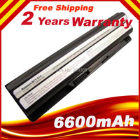 6600mAh 9 Cells Laptop Battery For MSI GE620DX BTY S14 FX720 GE60 GE620 GE620DX GE70 A6500