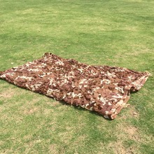 6x12 м пустынный камуфляж камуфляжная сеть наружное укрытие от солнца осенние листья камуфляж чистая Камо Обложка солнечное укрытие для кемпинга охота