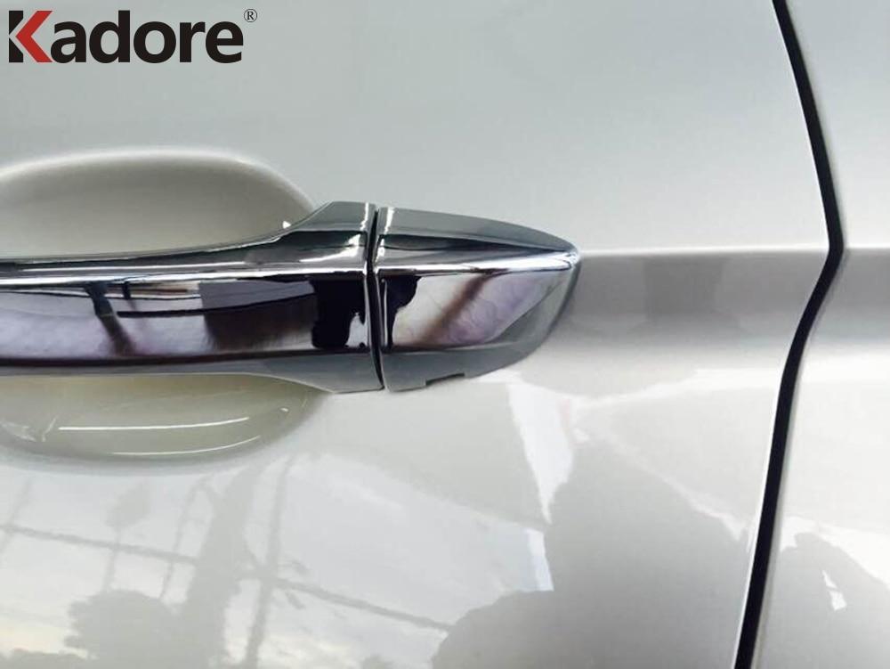 Volkswagen Tiguan 2017 2018 2019 ABS Xrom Qapı Dəstəyi Tutacaq - Avtomobil ehtiyat hissələri - Fotoqrafiya 2