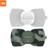 Xiaomi Mi Home LF Brand Electrical Full Body Massager Magic Massage Sticker Relax Muscle Stimulator TENS Pulse Therapy Massager(China)