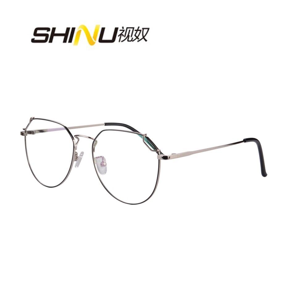 Ray Licht Blue Grau Sonnenbrille Myopie Übergang Blockieren Anti Antifatigue Blau Photochrome Brillen Ändern H5xfq