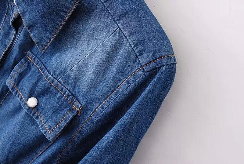 Rinnataskutega teksakleit helesinist või tumesinist värvi